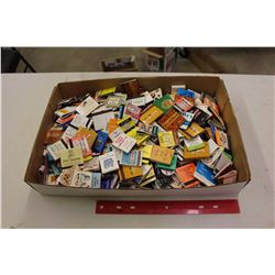 Huge Lot of Vintage Matches