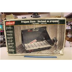 Coleman Propane Stove (Two Burner)