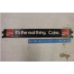 Coco-Cola Advertising Rack Piece