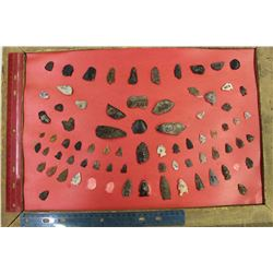 Display of Arrow Heads