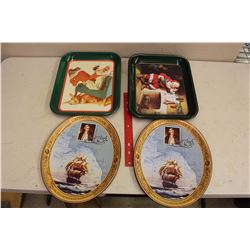 Coke Trays (4)