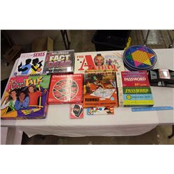 Lot of Games (Uno, Checkers, Automatic Card Shuffler, The A-Team, Etc)