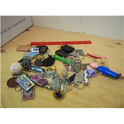 Key Chain Collection (~40)