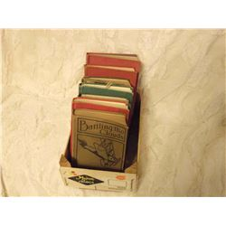 Misc. Book Lot (Copyrights 1926-1948)