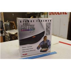 New in Box George Forman Grill