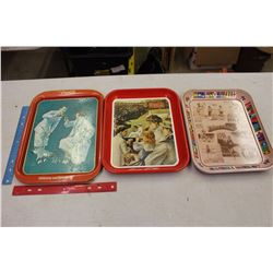 Selection Coca-Cola Trays (3)