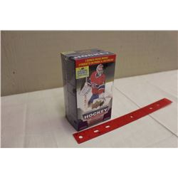 Sealed Box of 2013-14 Upper Deck Series 1 Hockey Cards; 12 Packs