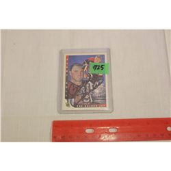 Bobby Hull Autographed Hockey Card