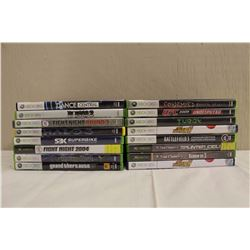 Lot of XBOX & XBOX 360 Games