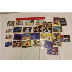 Lot of Disney Collector Cards