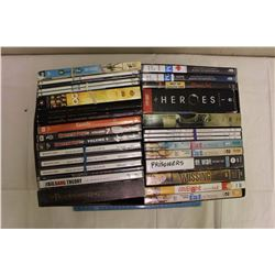 Lot of Television DVD Box Sets: