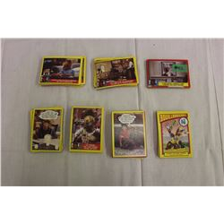 Lot of 135+ Alf Collector Cards, 1987