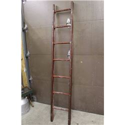 7ft Wooden Ladder