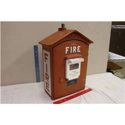 The Gamewell Co. Firebox, Complete
