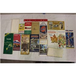 Lot Of Misc. Maps