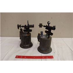 Pair Of Blowtorches