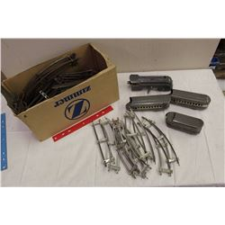 Lot of Toy Train Parts