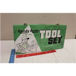 Handy Andy Tool Set