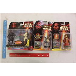 Lot Of Star Wars Toys NIB (3)