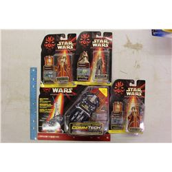 Lot Of Star Wars Toys NIB (4)