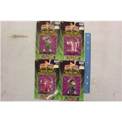 Lot Of Power Rangers Toys NIB (4)