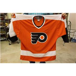 Bill Barber Autographed Philadelphia Flyers Jersey With Certificate Of Authenticity