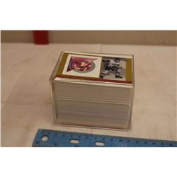 Lot Of 105 Canada Post Stamp Hockey Cards