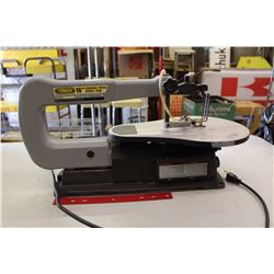 """16"""" Trademaster Variable Speed Scroll Saw"""