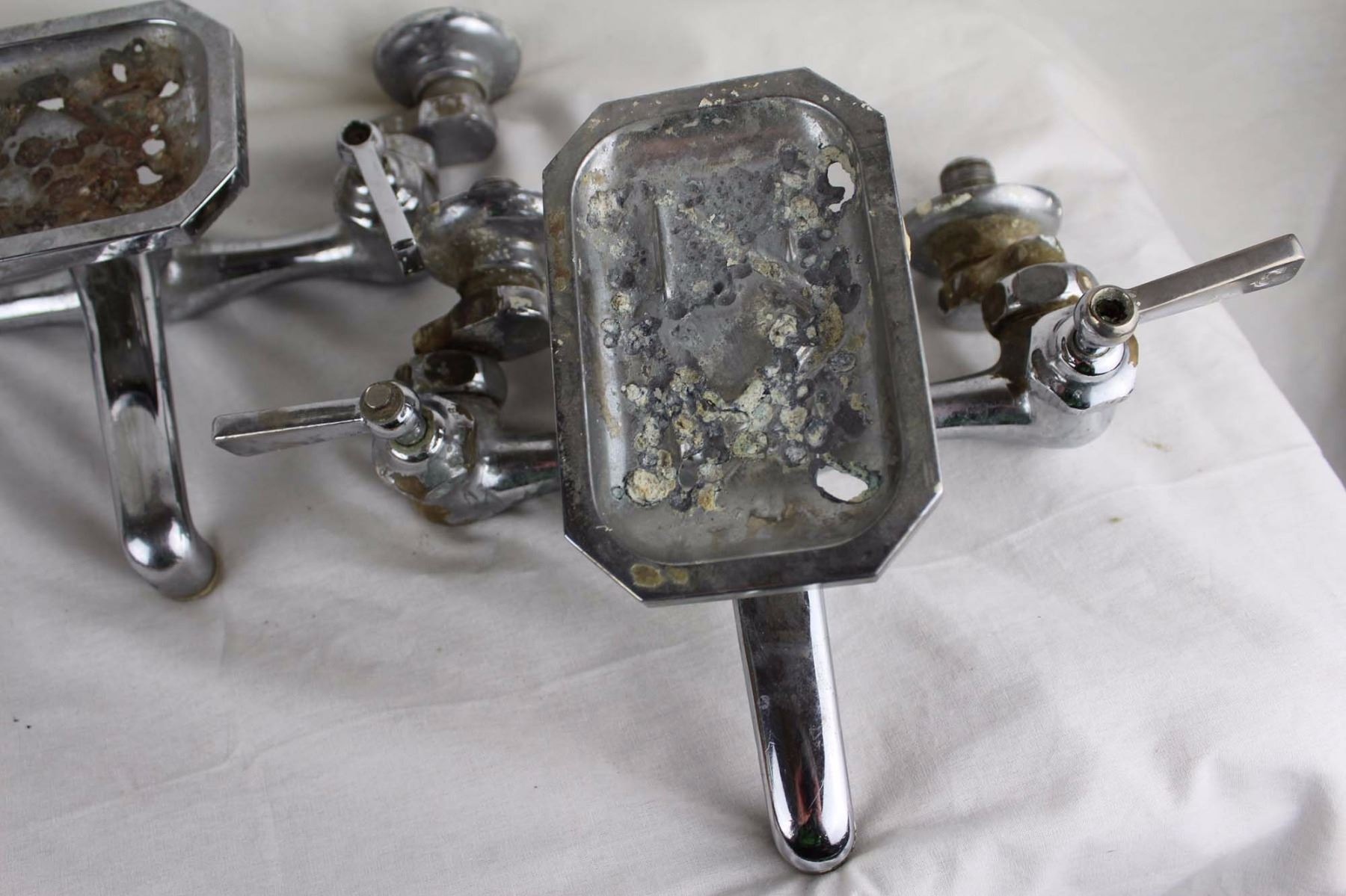 Set of Antique Taps (2)