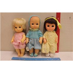 Small Vintage Baby Dolls (3)