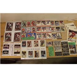 Lot of 1990's Hockey Cards
