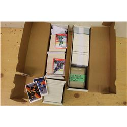 Huge Lot of 1990's Upper Deck, Score& O-Pee-Chee Hockey Cards