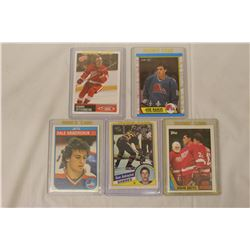 Lot Of Hockey Rookie Cards