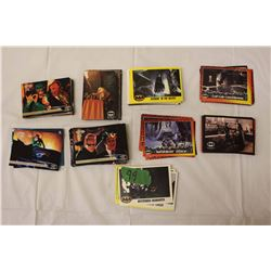 Lot Of Batman Cards