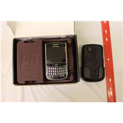 Working Blackberry Tour 9630 Smartphone With Accessories