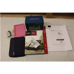 Working Sony Reader And Magellan GPS With Accessories