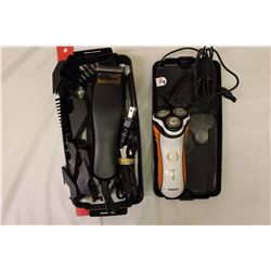 Pair Of Working Mens Electric Shavers