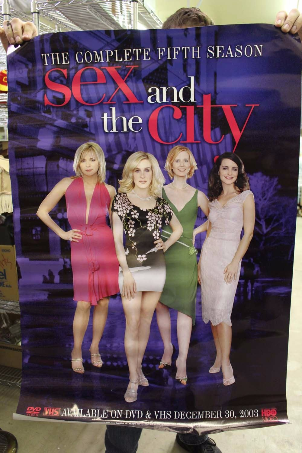 Sex and the city movie certificate