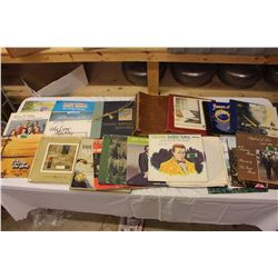 Huge Lot Of Misc. Records