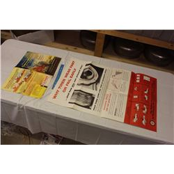 Caseomatic Brochure And Paper Tire Ad
