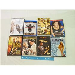 Lot Of DVD (8)