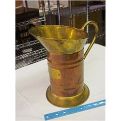 Copper 1 Gallon Pitcher