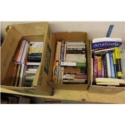 Huge Lot of Assorted Books