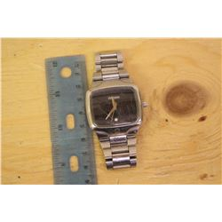 Nixon Watch (Working)(100 M Stainless Steel)