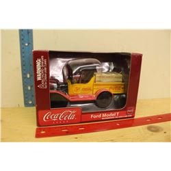 Coco-Cola Die Cast Ford Model T