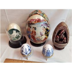 Collector's Eggs (5)