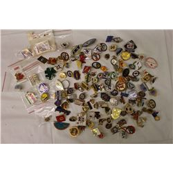 Lot of Collector Pins