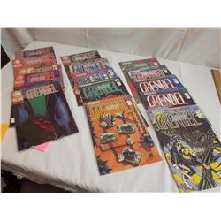 Comico Grendel Comics (15)(Ranging From #12 to #40)
