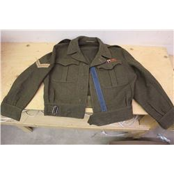 WW2 Army Uniform