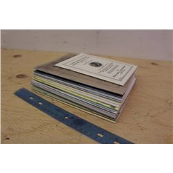 Lot Of Stationary Engine Manuals